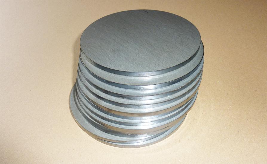 Tole inox sur mesure affordable brise vue ou sparation for Tole inox pour cuisine